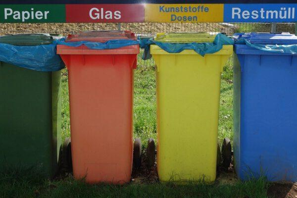 Hoe wordt afval gerecycled?